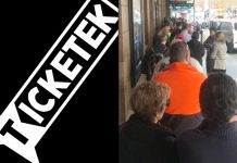 Ticketek Apologises
